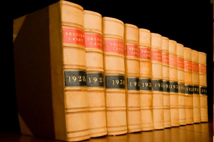 Legal books of law